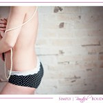 Kristen Lober Makeup_Main Line Boudoir Photographer_Beautiful_Pinup Style_Polkadots